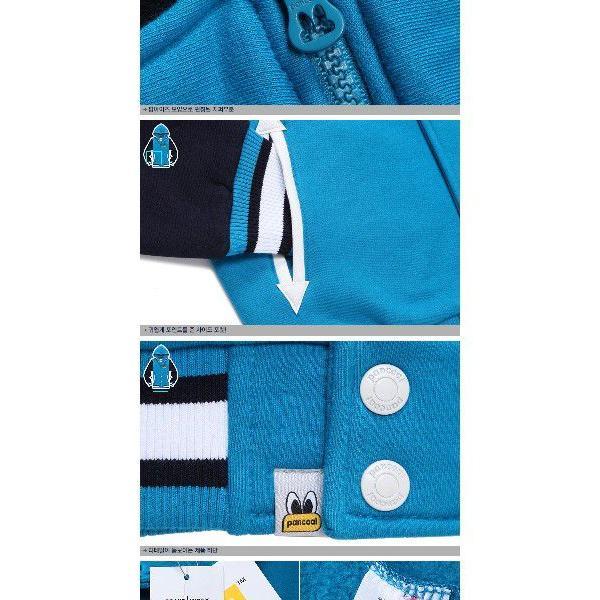 Pancoat ジャケット フード付き ジップアップパーカー 冬 Tシャツ パーカー 長袖 HOOD 長袖 パンコート キャラクター メ パンコート|pancoat|05