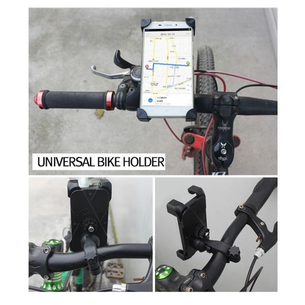 自転車用 スマホホルダー  ロードバイク マウンテンバイク 等のハンドルバーへ簡単取り付け! pancoat 03
