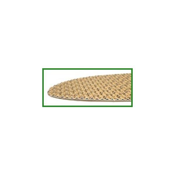 〔お徳用パック 40足入り〕 ペーパーインソール/紙製靴中敷き 〔男性用26cm〕 抗菌タイプ 波型加工 『アシート』 |b04