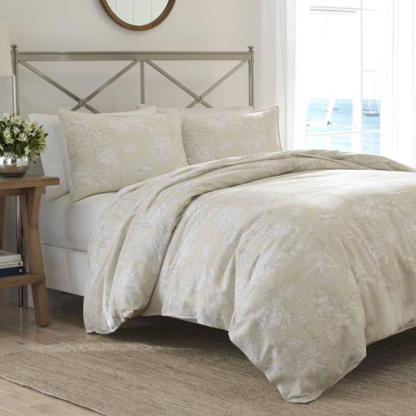 掛け布団 セット ノーティカ Nautica Sandy Creek Twin Comforter Set