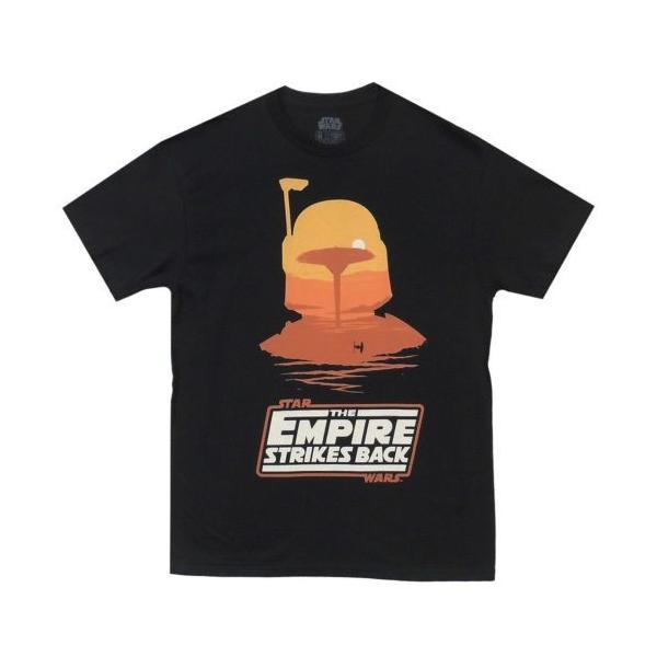 メンズ Tシャツ トップス Star Destroyer Battle T-Shirt