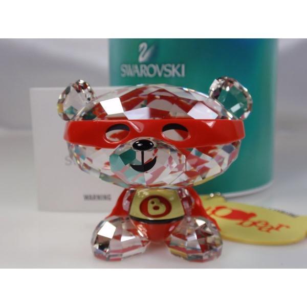 スワロフスキー フィギュア おもちゃ コレクター 趣味 置き物 インテリア スワロフスキ BO ベア, スーパー BO リタイアド 2014 MIB #5003378