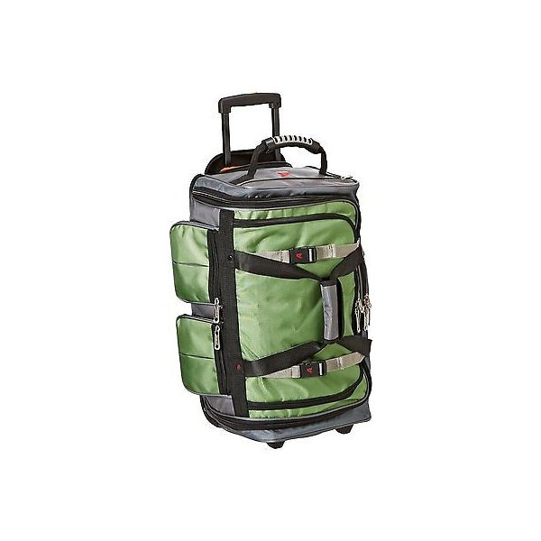 Grass Gray Rolling Duffel Athalon 22 15 Pocket Duffel