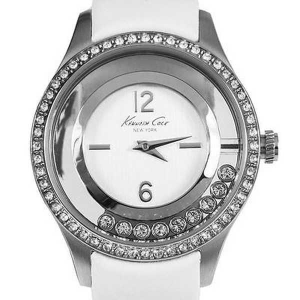 腕時計 ケネスコール Kenneth Cole Transparency KC2881 ホワイト ストラップ アナログ デザイナー 腕時計|pandastore|03