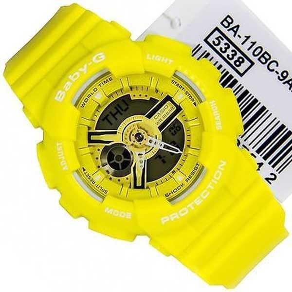 腕時計 カシオ Casio ベビー-G Anlaog デジタル スポーツ BA-110BC-9ADR BA-110BC-9A 腕時計|pandastore|02