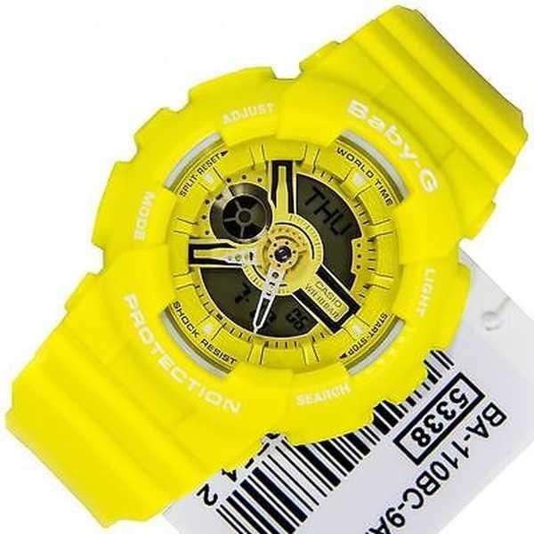 腕時計 カシオ Casio ベビー-G Anlaog デジタル スポーツ BA-110BC-9ADR BA-110BC-9A 腕時計|pandastore|03