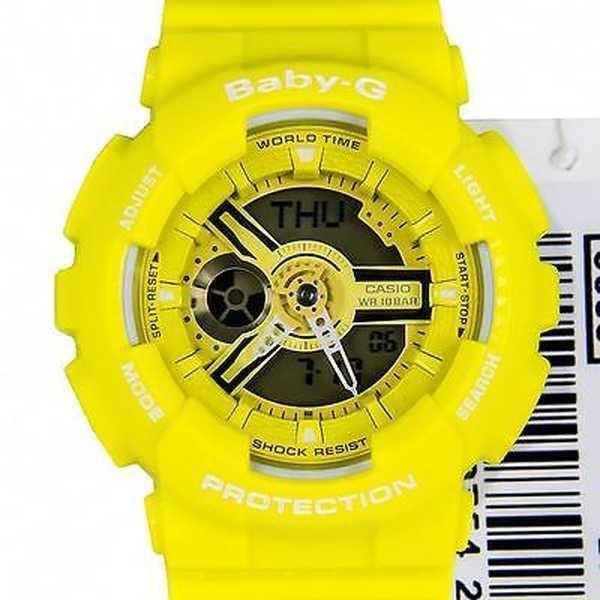 腕時計 カシオ Casio ベビー-G Anlaog デジタル スポーツ BA-110BC-9ADR BA-110BC-9A 腕時計|pandastore|04