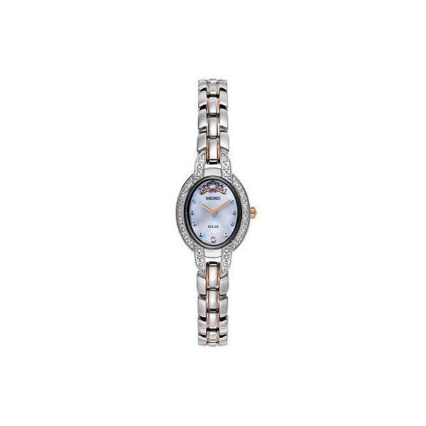 腕時計 セイコー Seiko Tressia Misty Copeland Women's Quartz Solar Watch SUP327|pandastore