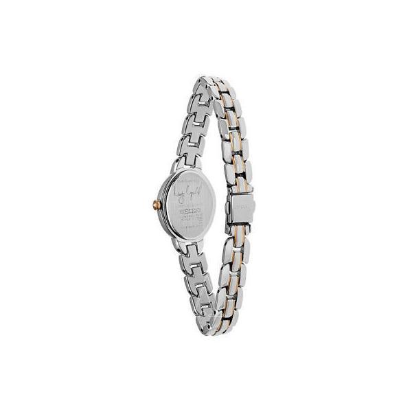 腕時計 セイコー Seiko Tressia Misty Copeland Women's Quartz Solar Watch SUP327|pandastore|02