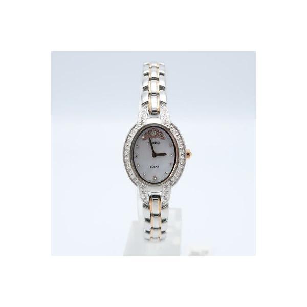 腕時計 セイコー Seiko Tressia Misty Copeland Women's Quartz Solar Watch SUP327-SD|pandastore