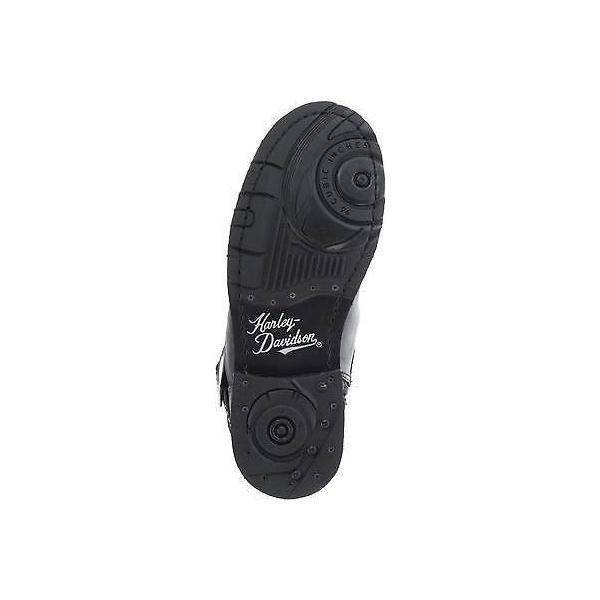 """ハーレーダビッドソン? ブーツ シューズ 靴 Harley-Davidson レディース Lifeスタイル Monetta 7.75"""" ブラック モーターサイクル ブーツ D83859"""