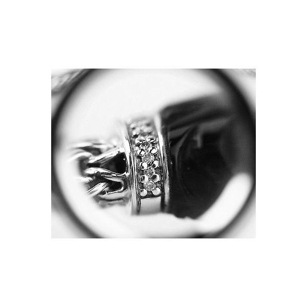 ネックレス ペンダント ジェムストーン ジョンハーディ JOHN HARDY ST.SILVER LEGENDS MACAN TIGER ONYX DIAMOND 14 NECKLACE CHOKER 117N