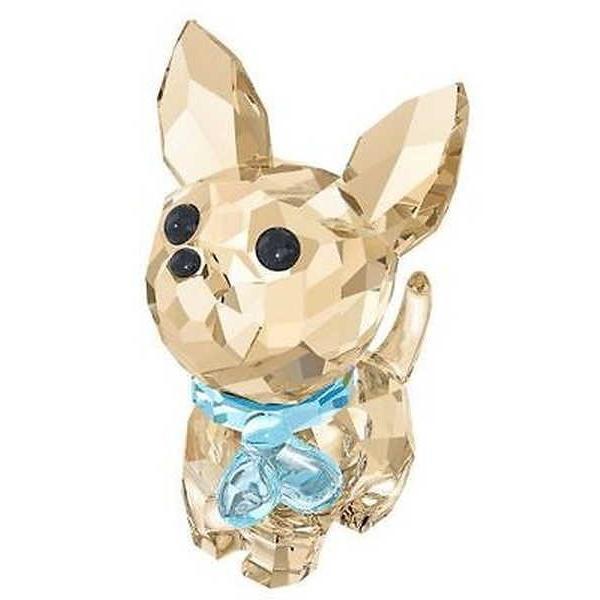 アルミニウム アルミ ボックス ホルダー スワロフスキー スワロフスキ Puppy Oscar The Chihuahua 5063330