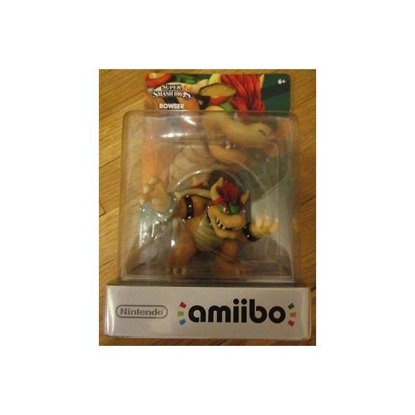 海外版ゲーム 海外セレクション Nintendo Amiibo BOWSER Figure Wave 3 Super Mario Bros. US VERSION|pandastore