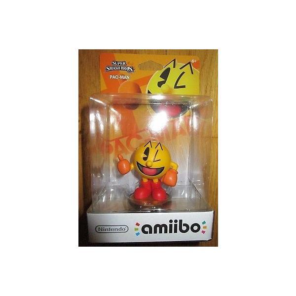 海外版ゲーム ニンテンドー PAC-MAN AMIIBO Figure Wave 4 US VERSION PACMAN FIRST PRINT|pandastore