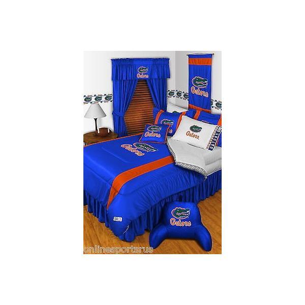 掛け布団 セット Florida Gators Bed in a Bag Comforter Set Twin Full Queen King Size