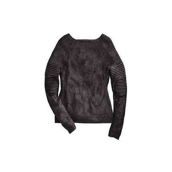 Harley-Davidson Women/'s Metallic Coated Sweater 96171-16VW