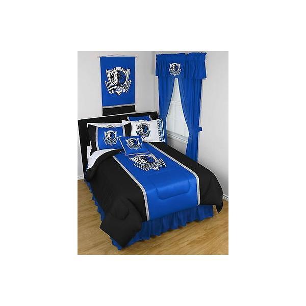掛け布団 セット Dallas Mavericks Comforter & Pillowcase Set Twin Full Queen King Size
