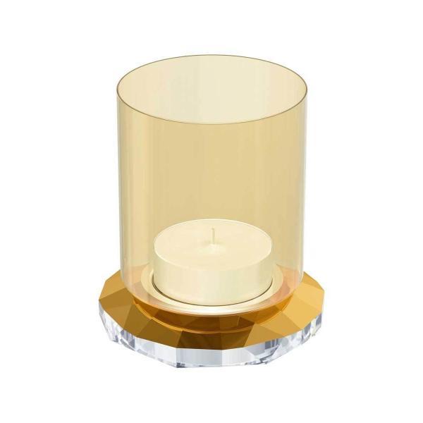 海外セレクション スワロフスキ スワロフスキ クリスタル ALLURE TEA ライト ゴールド TONE