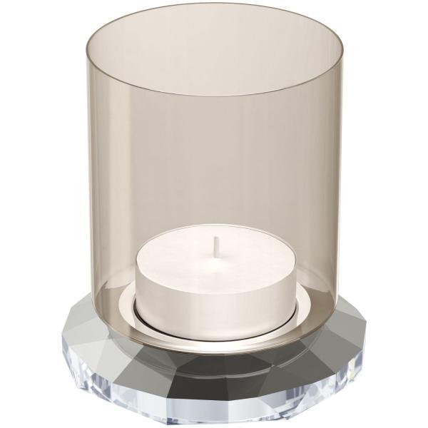 海外セレクション スワロフスキ スワロフスキ クリスタル ALLURE TEA ライト シルバー TONE