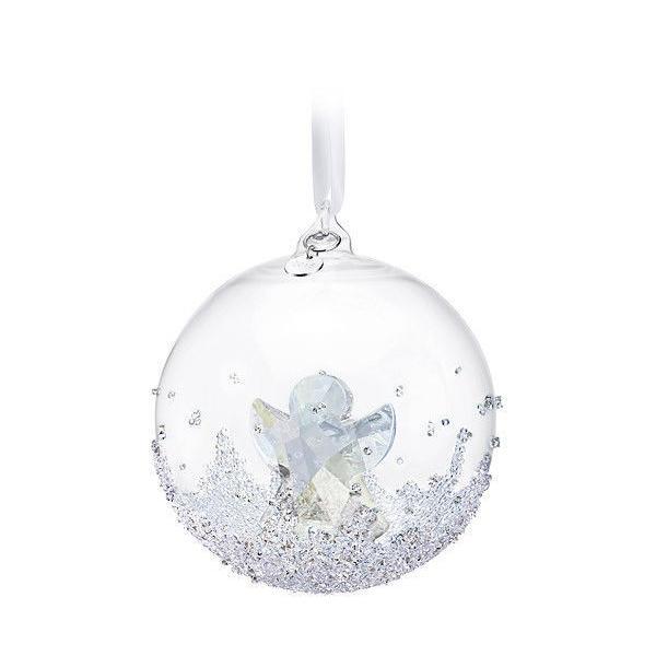 海外セレクション オーナメント クリスマス プレゼント ギフト 記念品 スワロフスキ クリスタル クリスマス BALL オーナメント 2015.