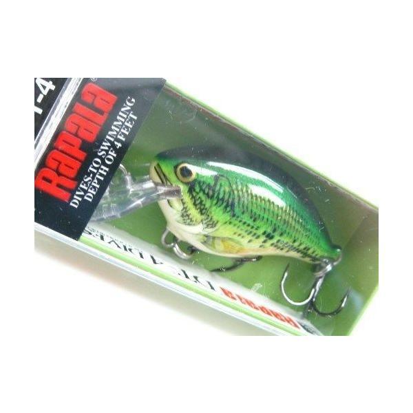 Rapala Dives-To 04 Fishing Lure Baby Bass