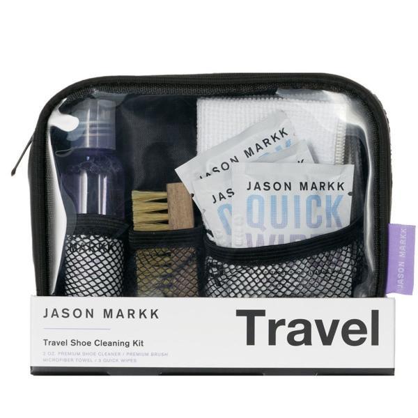 靴ケア 修理 海外バイヤーセレクト Jason Markk Travel Kit Essential Line