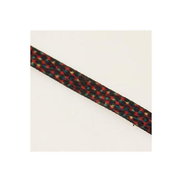 シューズレース 靴ひも スタークスレース Starks Laces - RGB Dots シューズレース シューズリング・指輪 0001-45Inch-1S