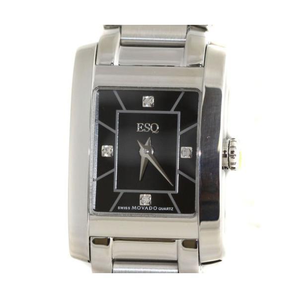 腕時計 モバード Esq By Movado Watches 7101387 07101387*Movado 7101387 Wrist Watch for Women