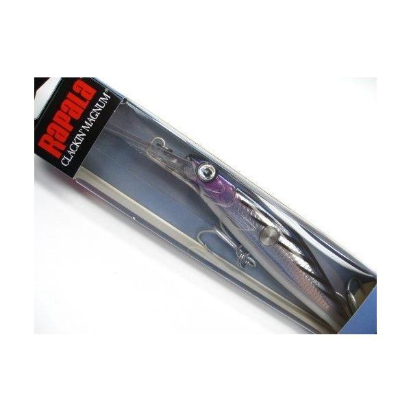ラパラ ソルトウォーター ルアー 釣り フィッシング用品 RAPALA CNMAG 20 Bonito CLACKIN' Magnum 20 Rattle フィッシング ルアー CNMAG20 BTO
