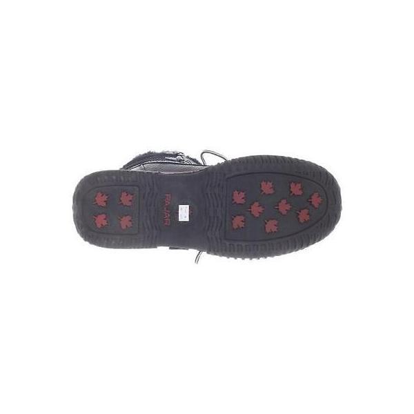 海外セレクション ブーツ 靴 Pajar 2307 レディース Iceberg ブラック スエード Waterproof ウインター ブーツ シューズ 8/8.5 BHFO