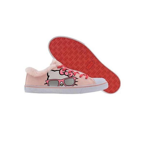 アスレチック ハローキティー 80 Hello Kitty レディース Iris (ライト ピンク)