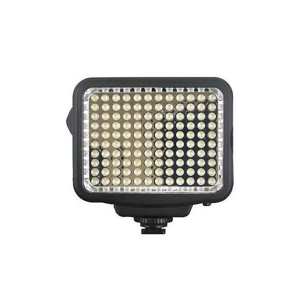 カメラ 写真 フォトアクセサリー カメラ ビデオカメラライト Vivitar VL 900 120 LED Light Panel for Camera Camcorder #VIV VL 900
