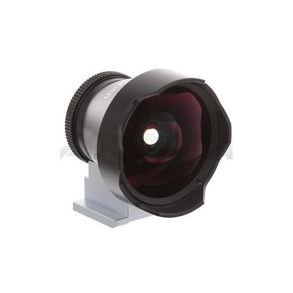 カメラ 写真 フォトアクセサリー ビューファインダー アイカップ Voigtlander Compact Metal Viewfinder Black f 12mm Lens #DA417B