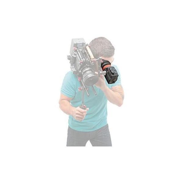 """カメラ 写真 フォトアクセサリー ビューファインダー アイカップ Zacuto Gratical HD Micro OLED 0.61"""" Electronic Viewfinder #Z GHD"""