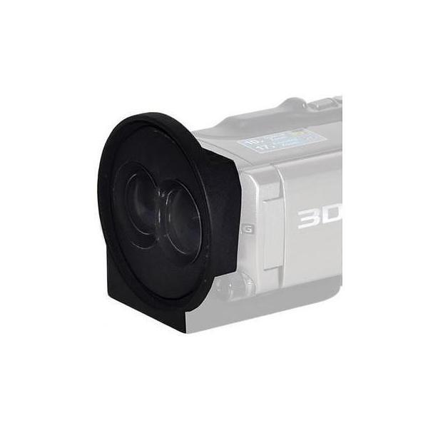 カメラ 写真 レンズ フィルター 補助/コンバージョンレンズ Cyclopital3D 25mm Wide Angle Adapter for Sony 3D Camcorders #SONY-WA25