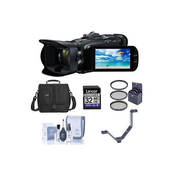 カメラ 写真 ビデオカメラCanon VIXIA HF G40 3MP Full HD Camcorder with Free Accessory Bundle #1005C002 A