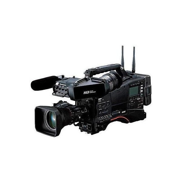 カメラ 写真 ビデオカメラPanasonic AJ PX380G Camcorder w AG CVF15 Viewfndr Fujinon XT17x4.5 BRM 17X Lens