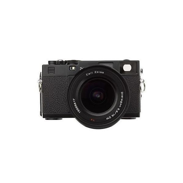 カメラ 写真 レンズ フィルター レンズZeiss Ikon 15mm f/2.8 T ZM Distagon Lens, Black #1457856