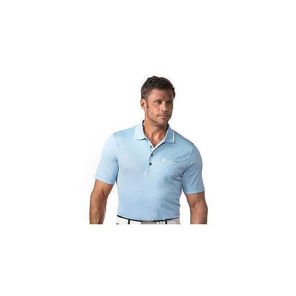 PVC Male Polo Top