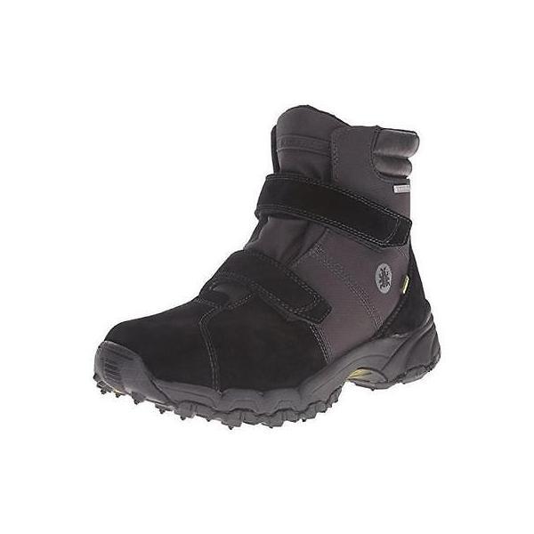 海外セレクション ブーツ 靴 Icebug 9226 レディース Ryum2 Bugrip ブラック スエード ウインター ブーツ Outerwear 5.5 BHFO