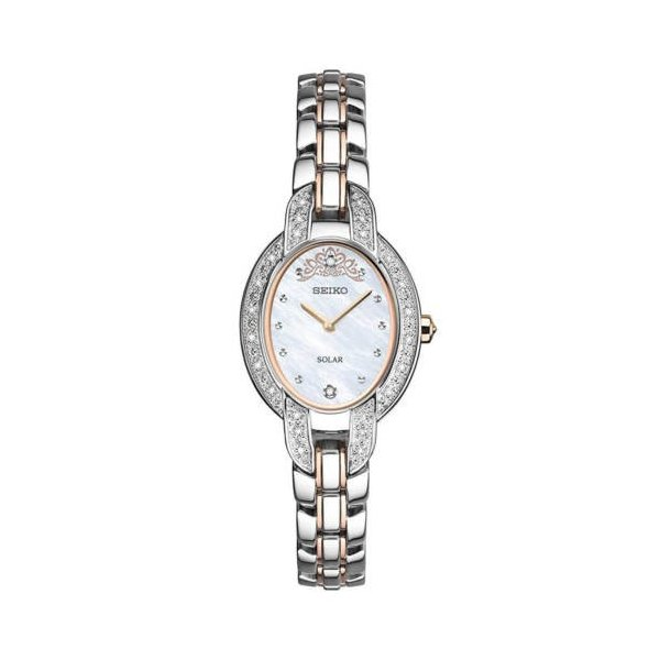 腕時計 セイコー Seiko SUP327 Women's Tressia Misty Copeland Diamond Watch|pandastore
