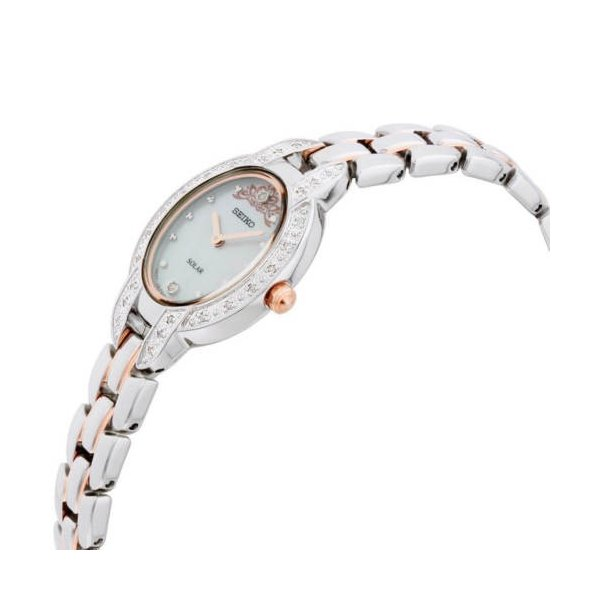 腕時計 セイコー Seiko SUP327 Women's Tressia Misty Copeland Diamond Watch|pandastore|03