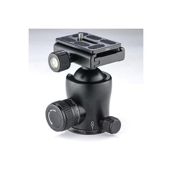カメラ 写真 三脚 サポート 三脚ヘッド 3Pod H3 Magnesium Alloy BallHead with Quick Release Plate, (Capacity 28.6 lbs)