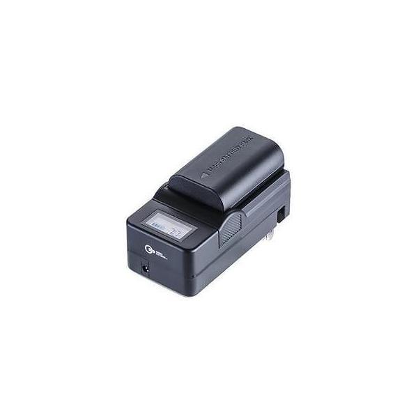 カメラ 写真 フォトアクセサリー 充電器 クレードル Green Extreme Compact Smart Charger Base with LCD Screen #GX CH 1