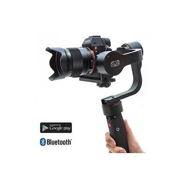 カメラ 写真 三脚 サポートPilotfly H1+ Handheld 3-Axis Stabilization Gimbal for Various Cameras #PFH1P