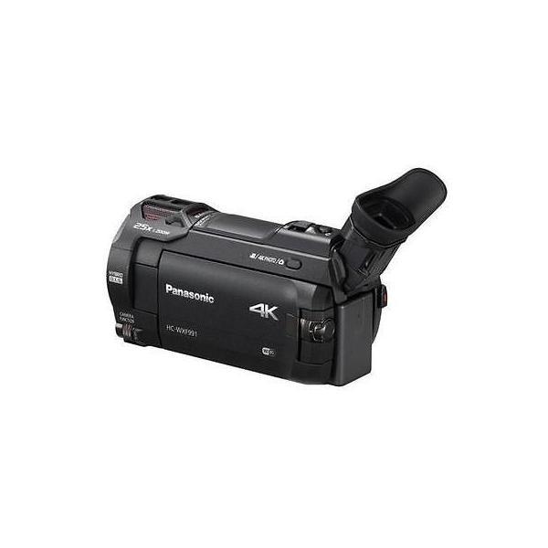 カメラ 写真 ビデオカメラPanasonic HC WXF991K 4K Ultra HD Camcorder with Wi Fi Twin Camera
