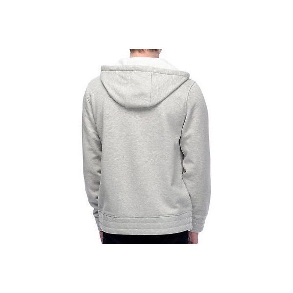 YUNY Women Hooded Solid Colored Zip-up Pullover Sweatshirt 1 L