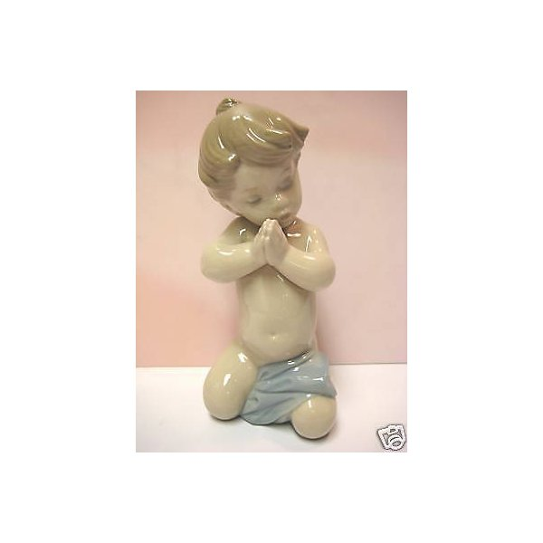 リアドロ CHILD'S PRAYER FIGURINE BY LLADRO #6496