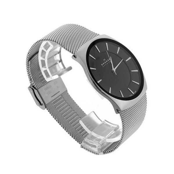 腕時計 スカーゲン SKAGEN メンズ ウルトラスリム ラグジュアリー ドレス スタイル 腕時計 SKW6019|pandastore